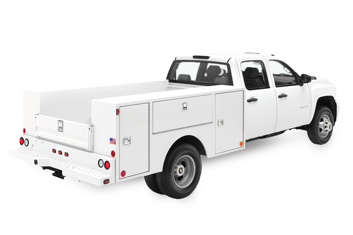 select2 warner bodies utility service, fire rescue, custom trucks  at gsmportal.co
