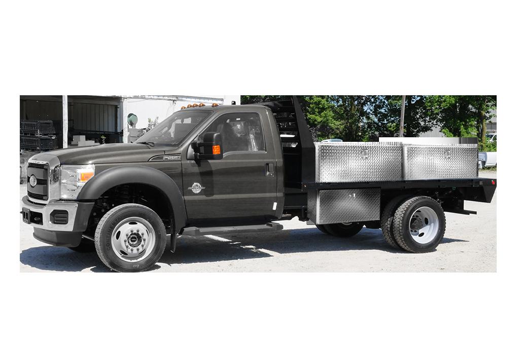 Warner Bodies Utility Service Fire Rescue Custom Trucks